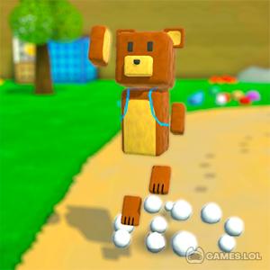 Play [3D Platformer] Super Bear Adventure on PC