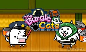 Play The Burgle Cats on PC