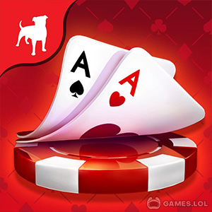Play Zynga Poker ™: Free Texas Holdem Online Card Games on PC