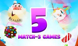 5 match 3 games thumb