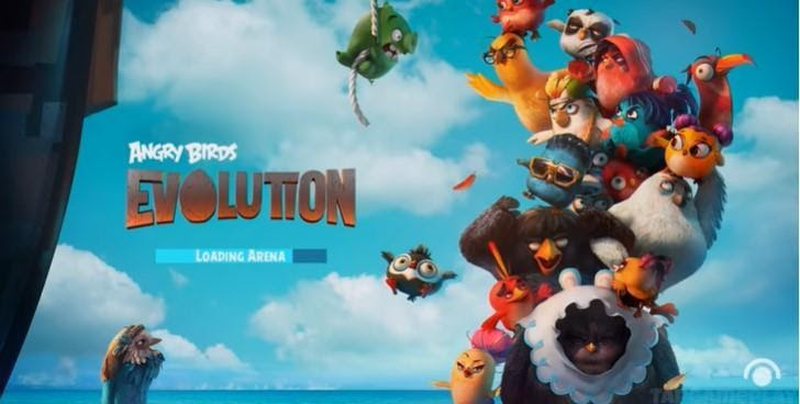 Angry Birds Evolution pc