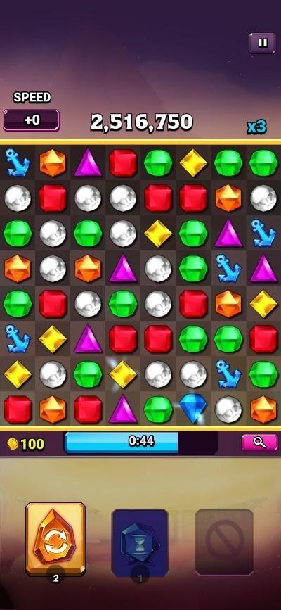 Bejeweled Blitz Gameplay