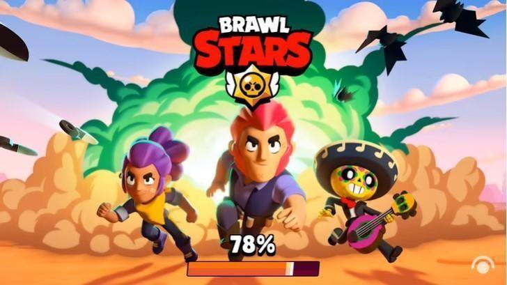 Brawl Stars Fighting Game