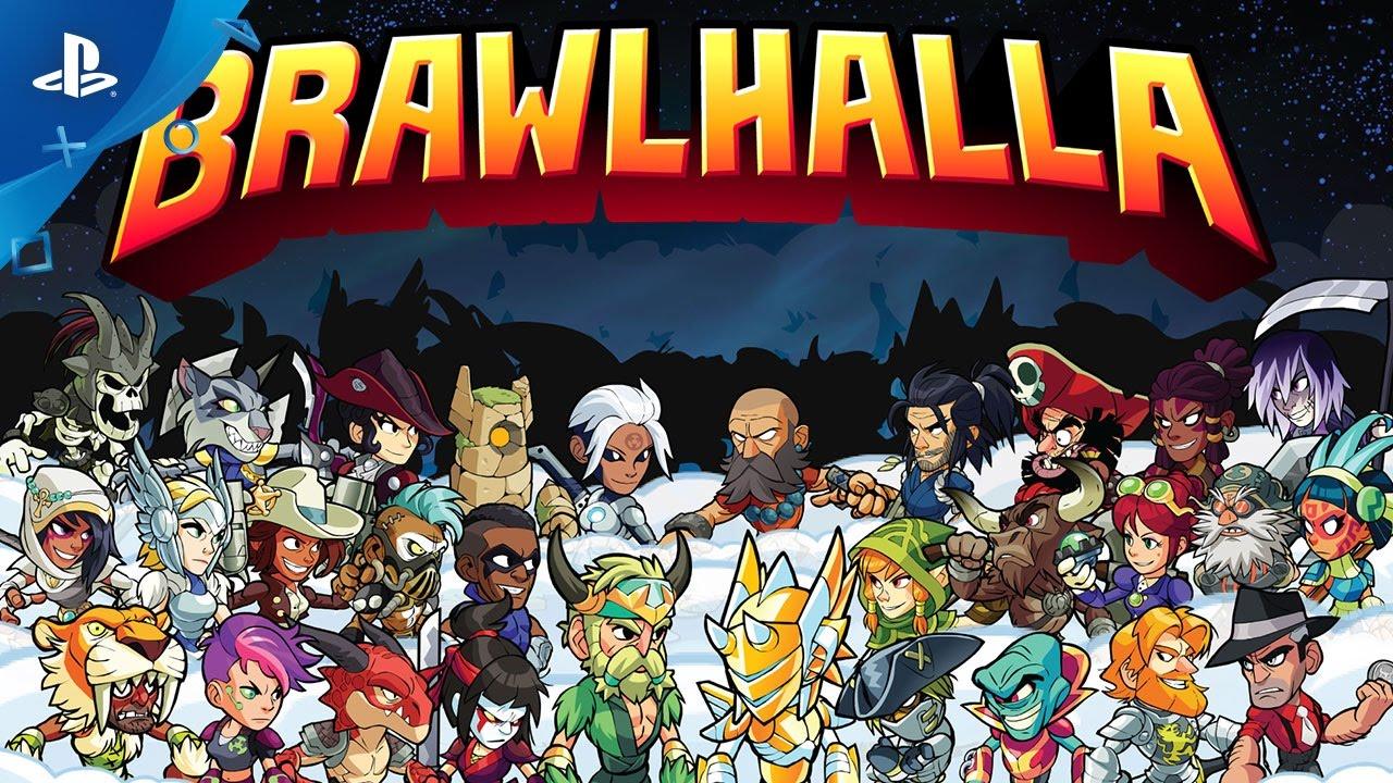 Brawlhalla Gameplay