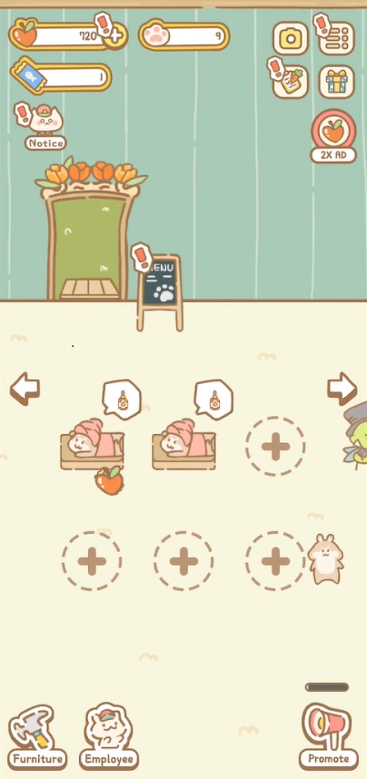 Cat Spa Earn Resources