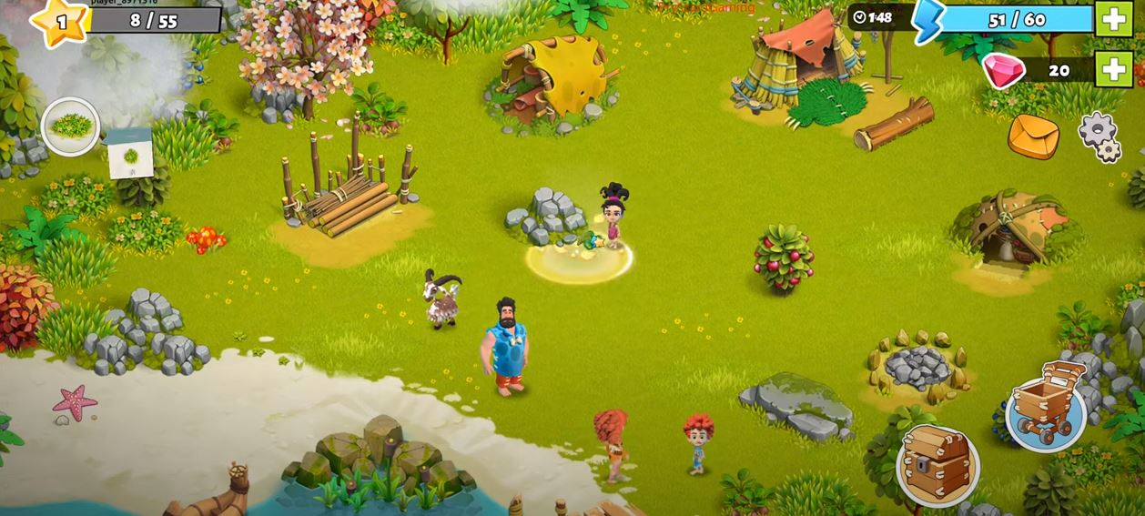 Family Island Farm Game