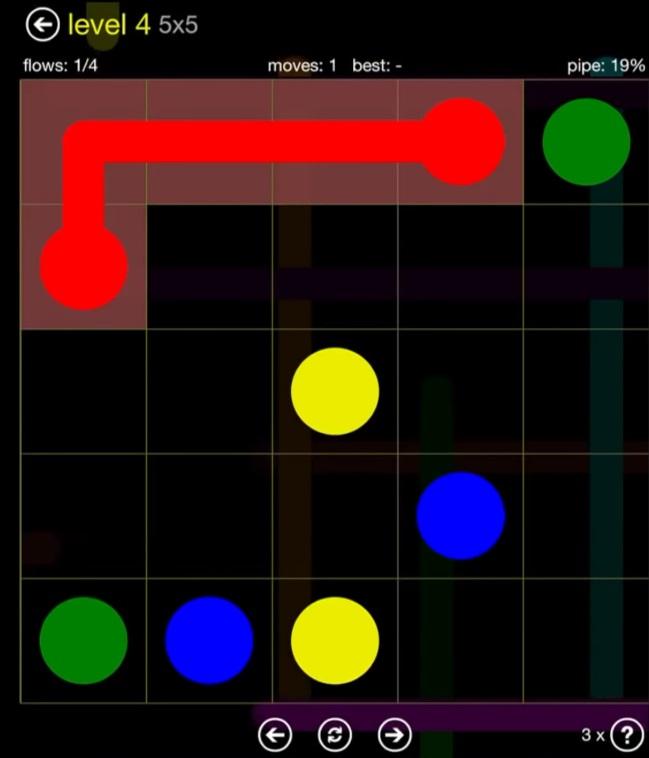 Flow Free Gameplay