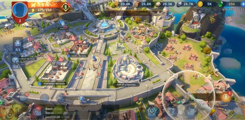 Infinity Kingdom Game