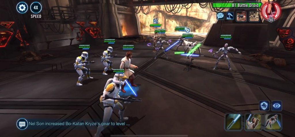 Star Wars™: Galaxy of Heroes Obi Wan