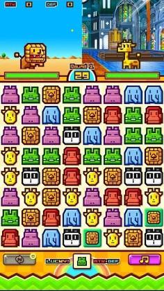 Zookeeper Battle Gameplay