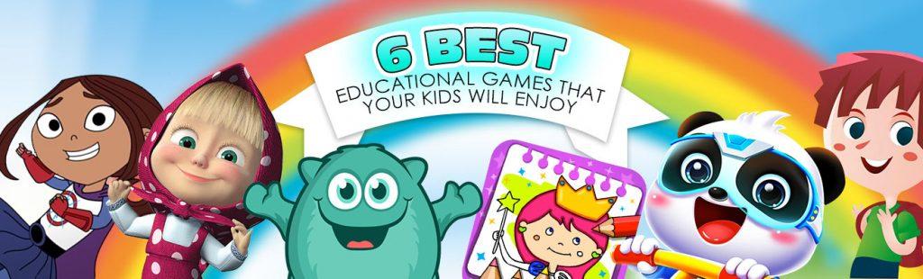 Best Kids game pc