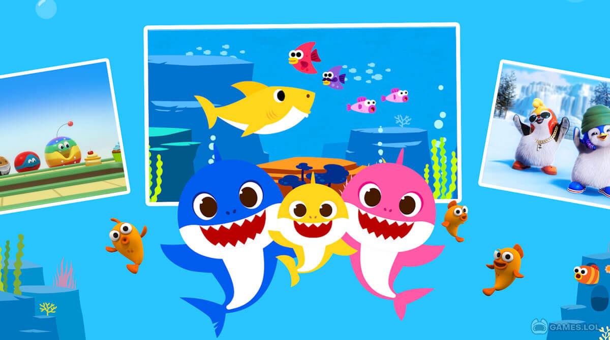 baby shark tv download free