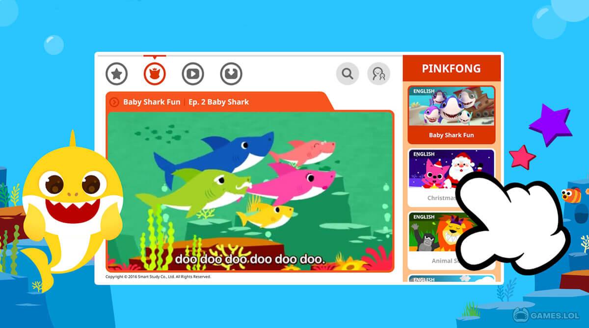 baby shark tv download full version