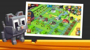 blocky farm download PC