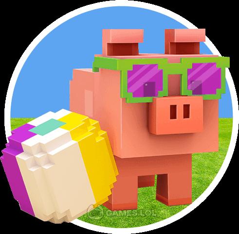 blocky farm download free pc