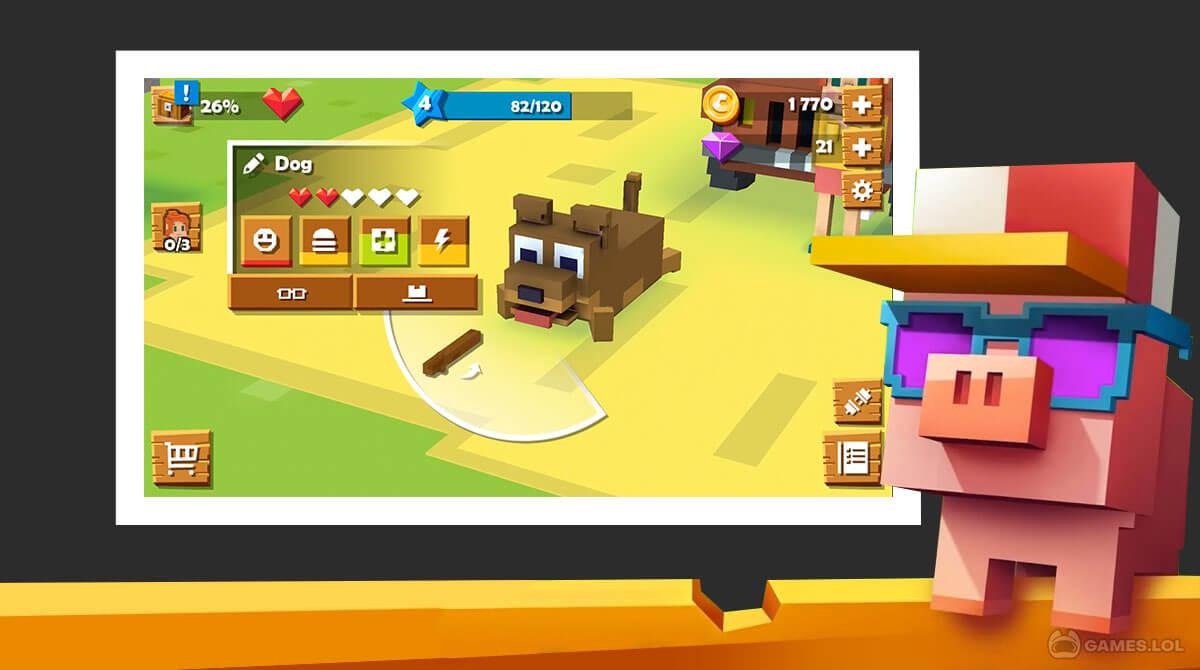 blocky farm download full version