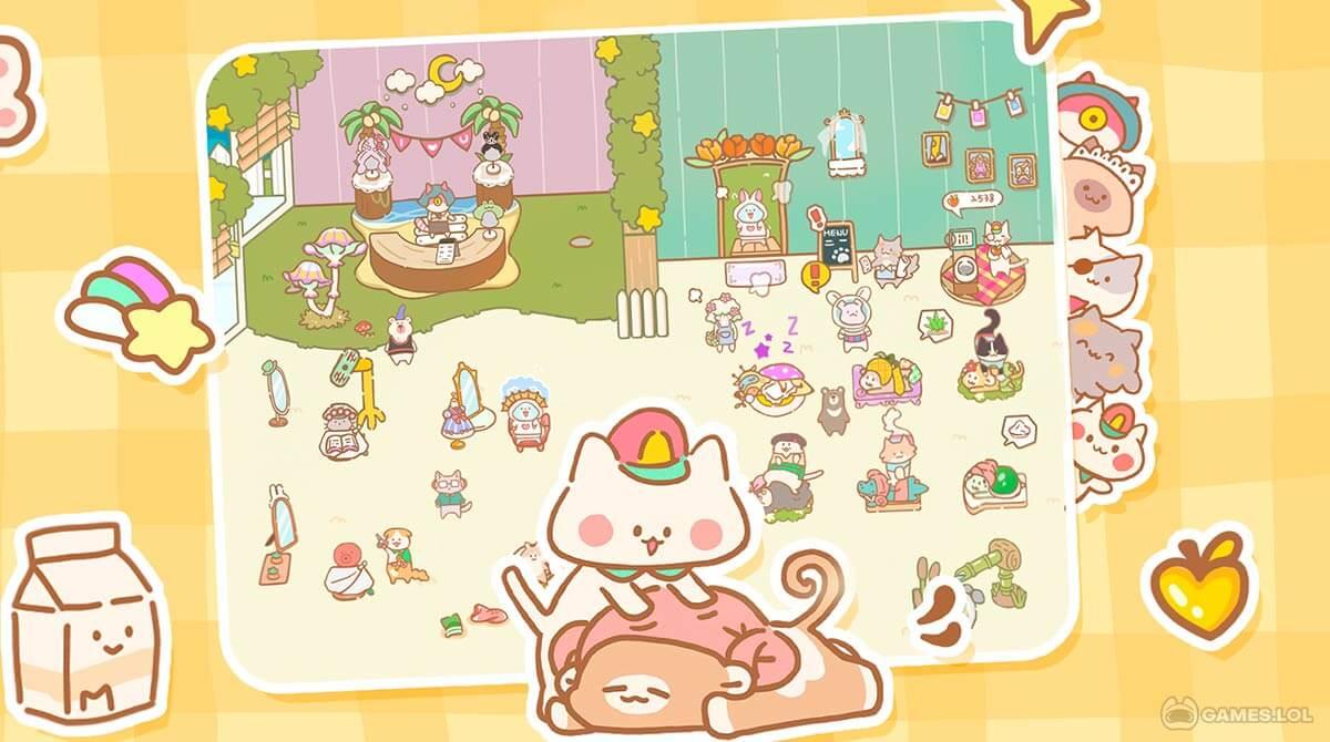 cat spa download free
