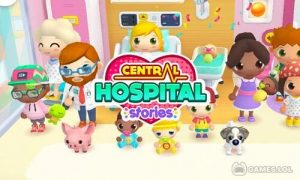 Play Central Hospital Stories on PC