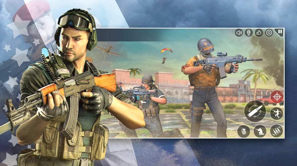 commando shooting download free