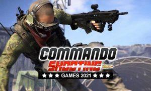 Play Commando Shooting Games on PC