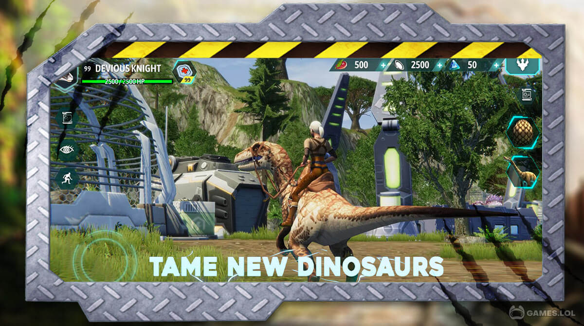 dino tamers download PC