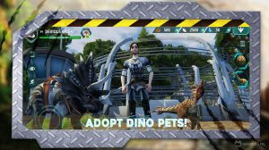 dino tamers download free