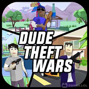 dude theft wars free full version