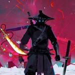 ninja arashi with samurai sword artifaact
