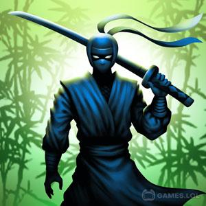 Play Ninja warrior: legend of adventure games on PC