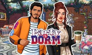 Play Party in my Dorm: College Life Roleplay Chat Game on PC