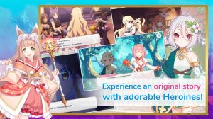 princess connect download PC free