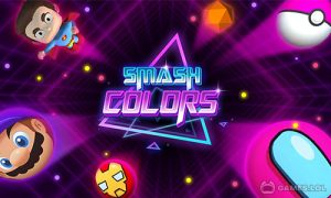 Play Smash Colors 3D on PC