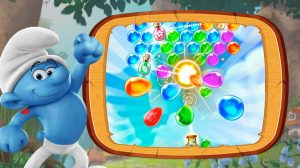 smurfs bubble story download PC free