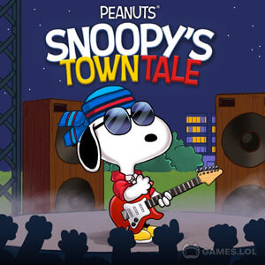 snoopy s town tale free full version