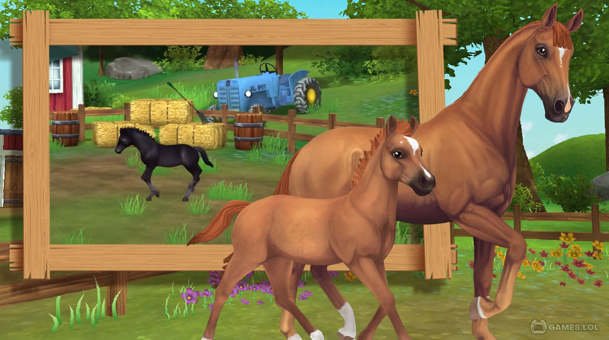 star stable horses download PC