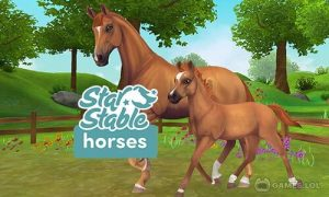 Play Star Stable Horses on PC