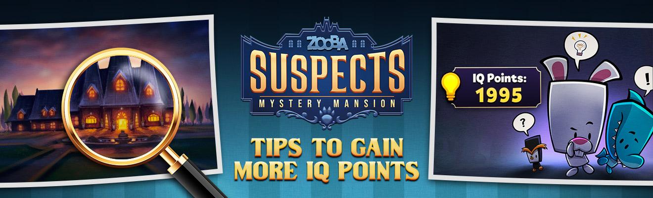 suspects mystery mansion header