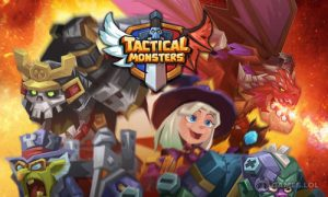 Play Tactical Monsters Rumble Arena on PC