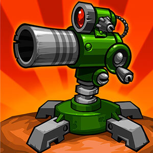 Play Tactical War: Tower Defense Game on PC