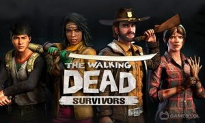 Play The Walking Dead: Survivors on PC