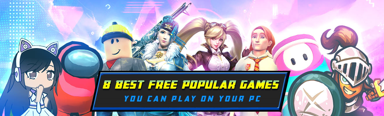 8 best free popular games for pc