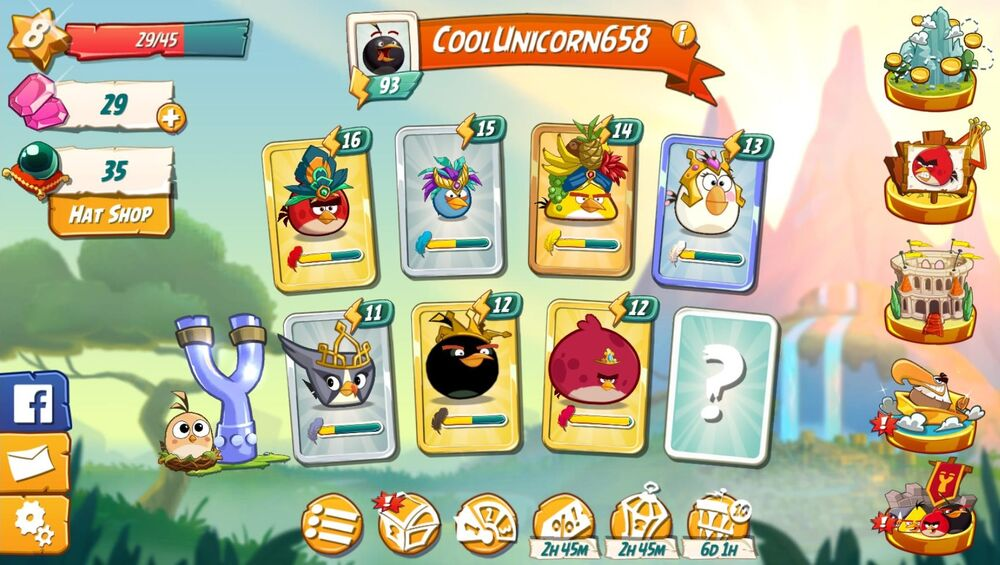 Angry Birds 2 Arena