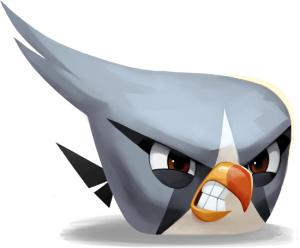 Angry Birds 2 Silver 1