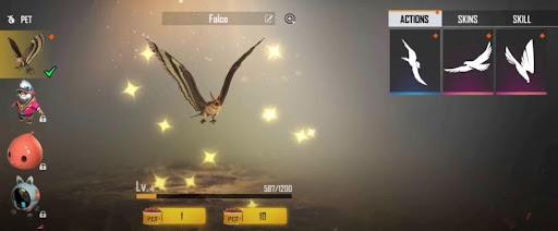 Garena Free Fire Falco