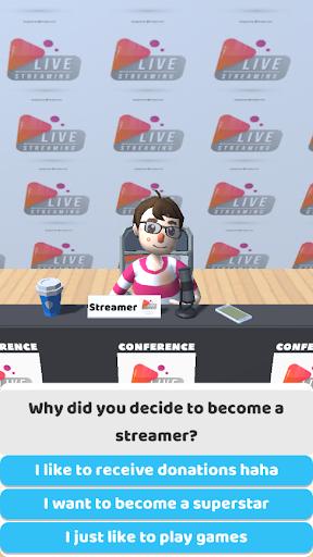 Idle Streamer! Game