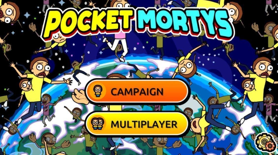 Pocket Mortys Modes