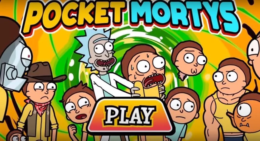 Pocket Mortys Play