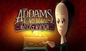 addams family mystery mansion guide