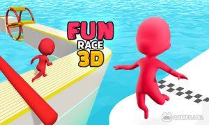 Play Fun Race 3D on PC