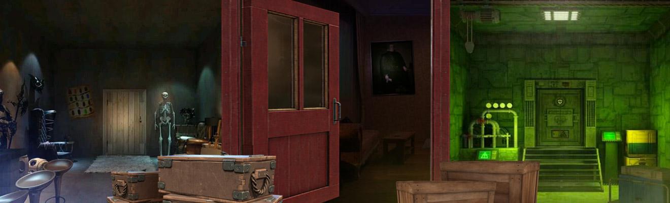guide escape game 50 rooms